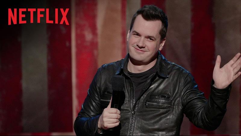 Estrenos de Netflix para ver el fin de semana (1 al 3 de julio) - estrenos-de-netflix-jim-jefferies-freedumb