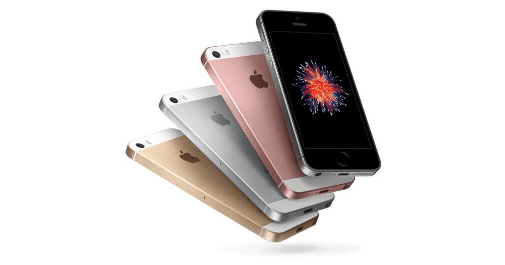 Apple ya vendió más de mil millones de iPhone - iphone-se