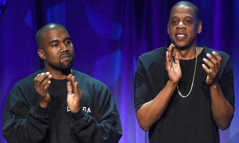 kanye west tidal Kanye West le pide a Apple que le pague a Jay Z por Tidal