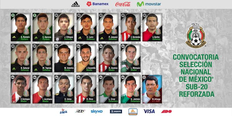 México vs MLS All Stars en partido amistoso 2016 - mexico-vs-mls-all-stars-2016