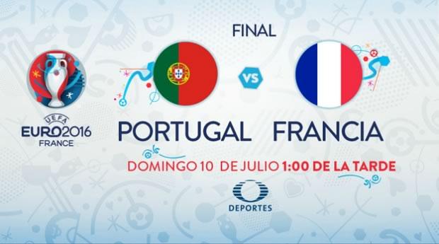 Portugal vs Francia, Final de la EURO 2016 | Resultado: 1-0 - portugal-vs-francia-en-vivo-final-euro-2016