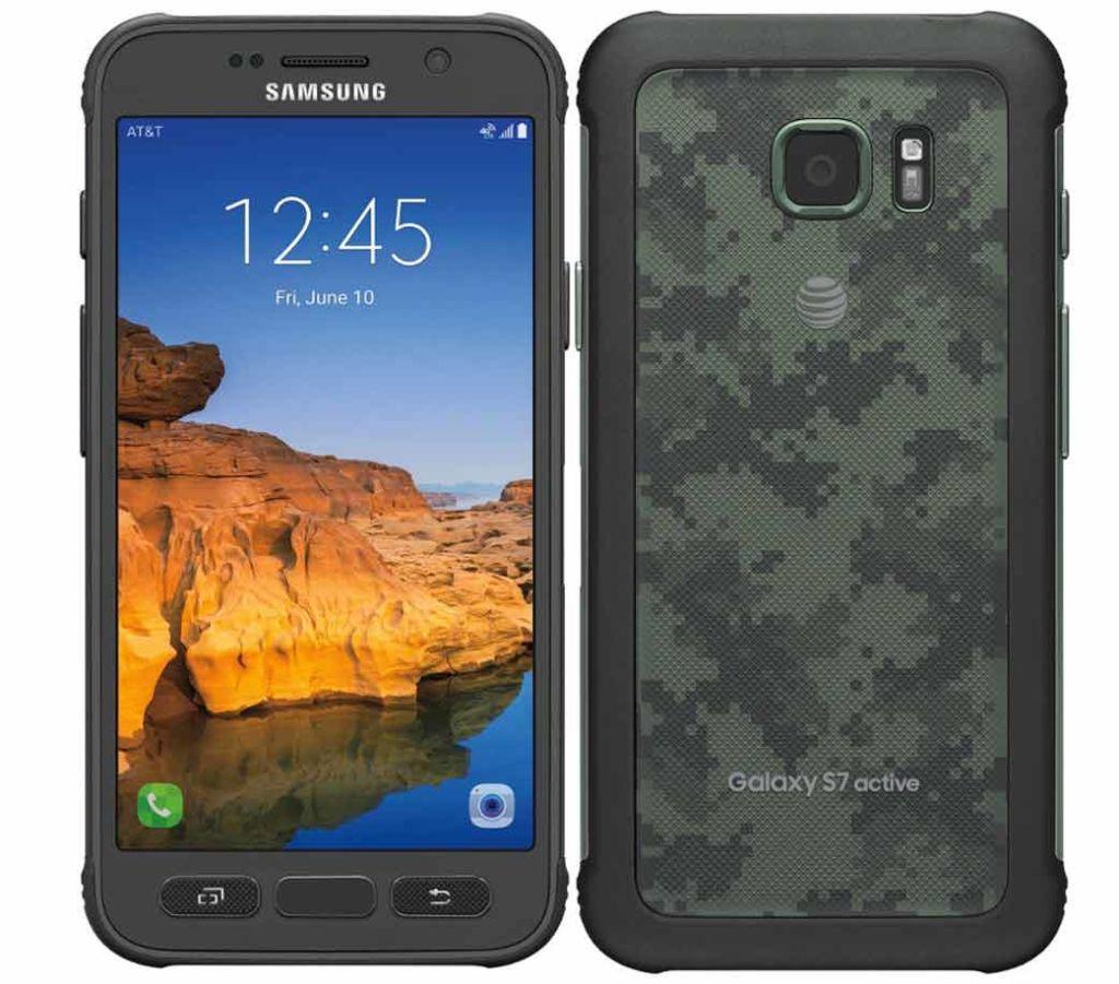 Galaxy S7 Active queda mal parado ante pruebas de resistencia - samsung-galaxy-s7-active-sm-g819a