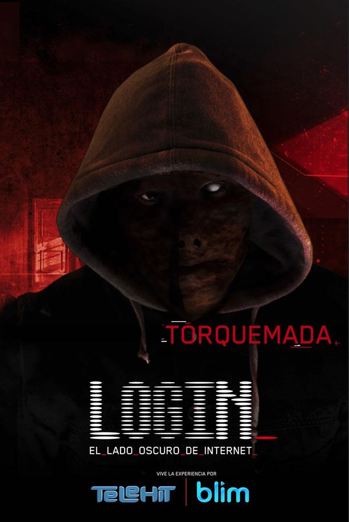 LOGIN, la nueva serie interactiva de Telehit y Blim ¡Tú serás un personaje en la historia! - serie-login-deep-web