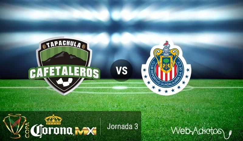 Tapachula vs Chivas, J3 de la Copa MX A2016   Resultado: 0-0 - cafetaleros-de-tapachula-vs-chivas-copa-mx-apertura-2016