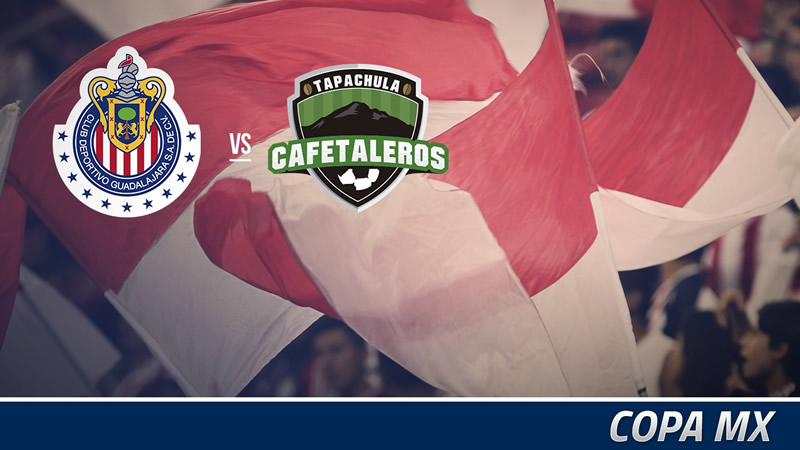 Chivas vs Tapachula, J5 de Copa MX Apertura 2016   Resultado: 1-0 - chivas-vs-cafetaleros-tapachula-chivas-tv
