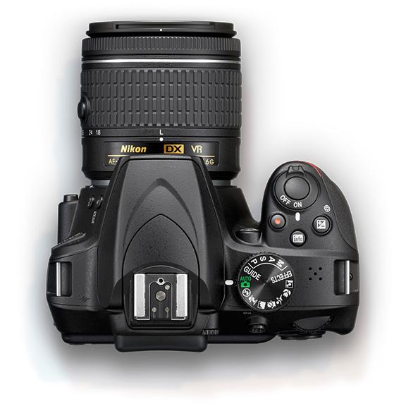 Nueva Nikon D3400, con SnapBridge que crea una conexión entre la cámara y smartphone - d3400-camara-nikon