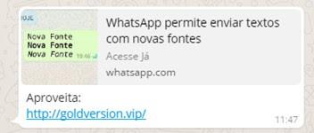 WhatsApp Gold infecta usuarios mexicanos a través de ingeniería social - envio-de-un-enlace-por-un-contacto-de-whatsapp