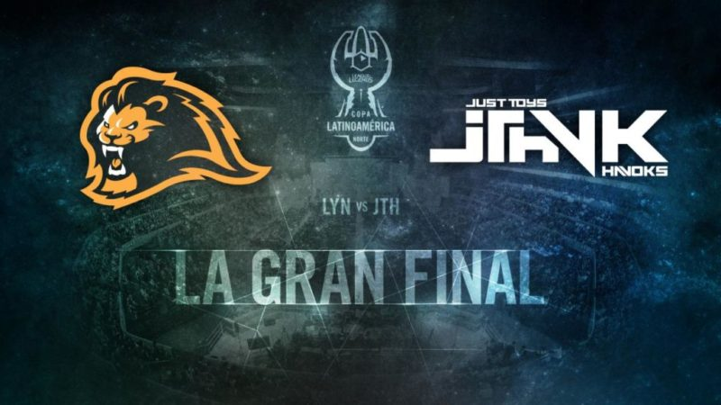 Enfrentamiento final de la CLN de League of Legends: Lyon Gaming y Just Toys Havoks - gran-final-cln-lol-800x450