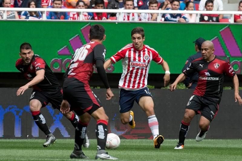 A qué hora juega Chivas vs Atlas el clásico tapatío del A2016 y dónde verlo - horario-chivas-vs-atlas-clasico-tapatio-apertura-2016