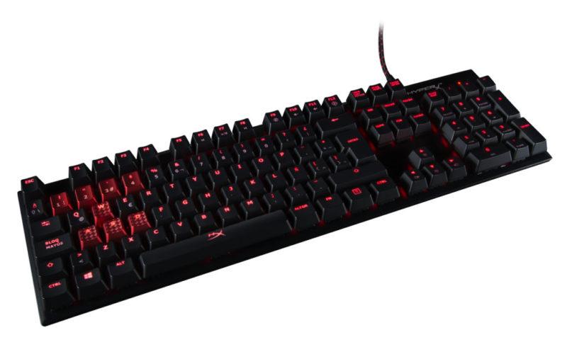 HyperX presenta Alloy, su primer teclado shooter de primera persona FPS - hyperx-alloy-fps-_1-800x500