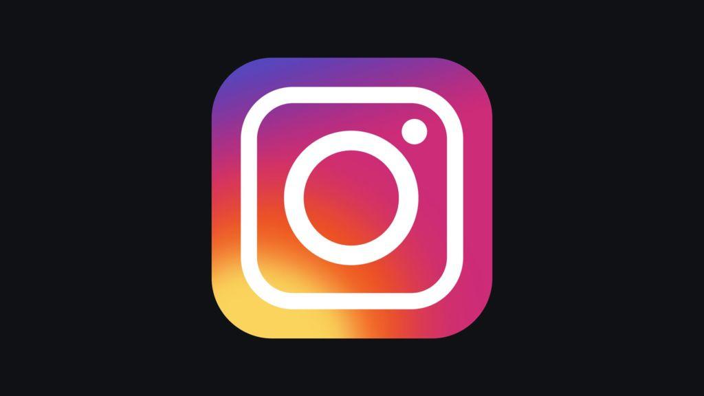 Instagram para iOS pemitirá hacer zoom en fotos y videos - instagram-logo-black-bkg