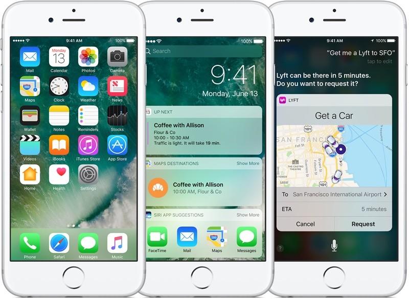 Nuevas betas de iOS 10 ya disponibles - ios-10