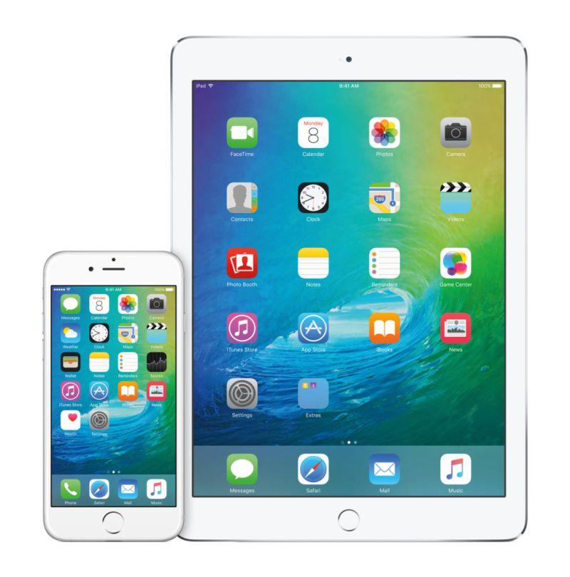 Apple lanza iOS 9.3.4 - ios-9-iphone-ipad