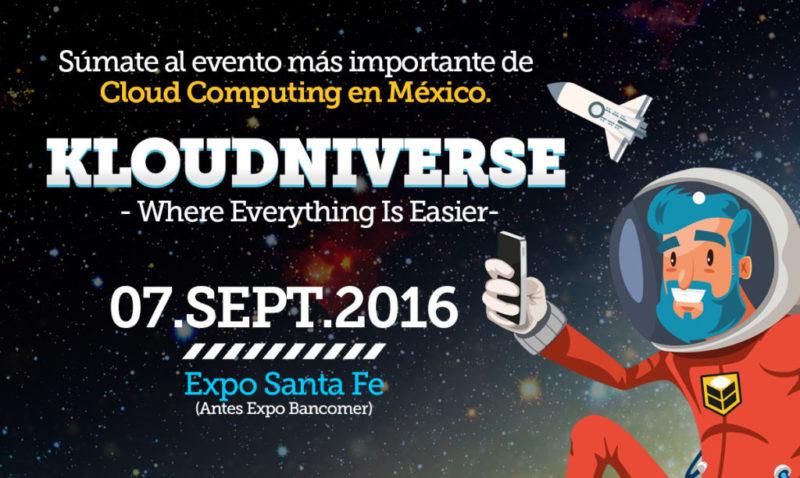 Kloud Camp 2016, el universo de la Nube para empresas, gobiernos y la sociedad - kloud-camp-800x478