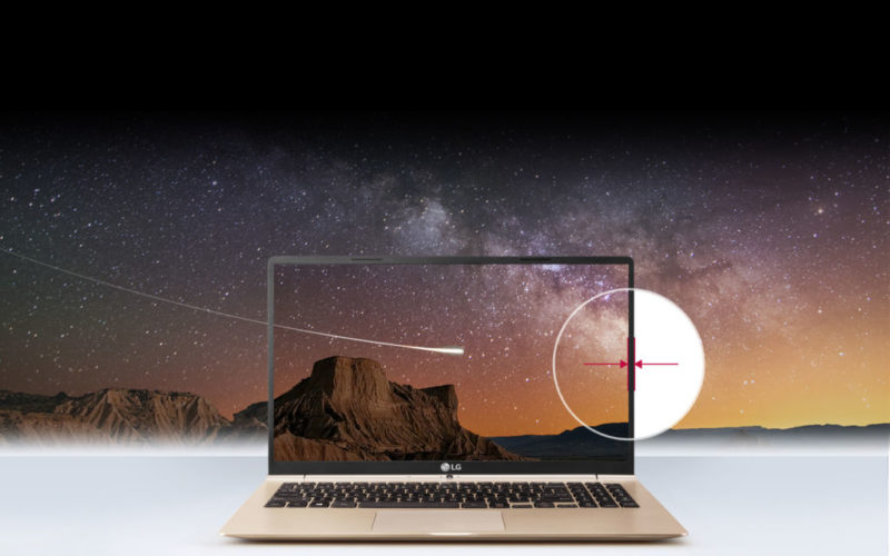 LG presenta la LG Gram, computadora ultra portátil y poderosa - lg-gram-big-screen-800x500