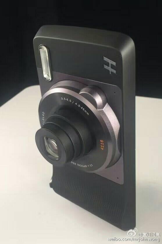 Se filtra el Moto Mod de cámara para el Moto Z - moto-mod-camera-2