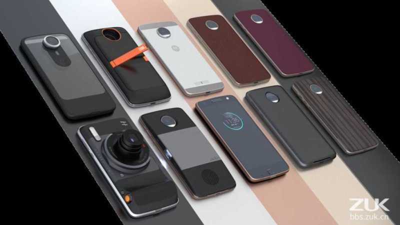 Se filtra el Moto Mod de cámara para el Moto Z - moto-z-mod-camera-3
