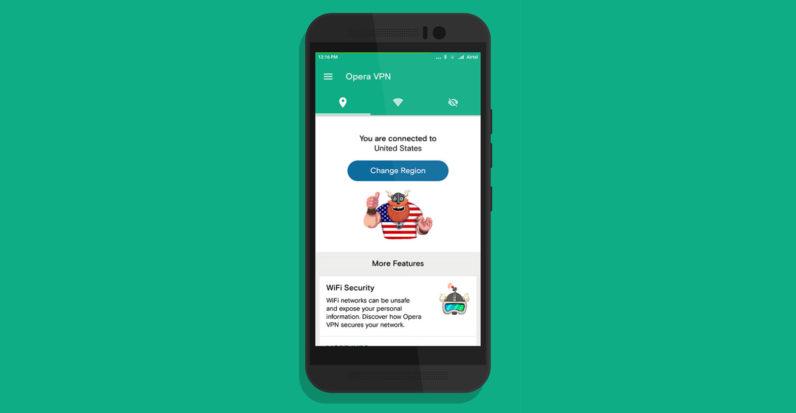 Opera VPN llega a Android - opera-vpn-android-796x413