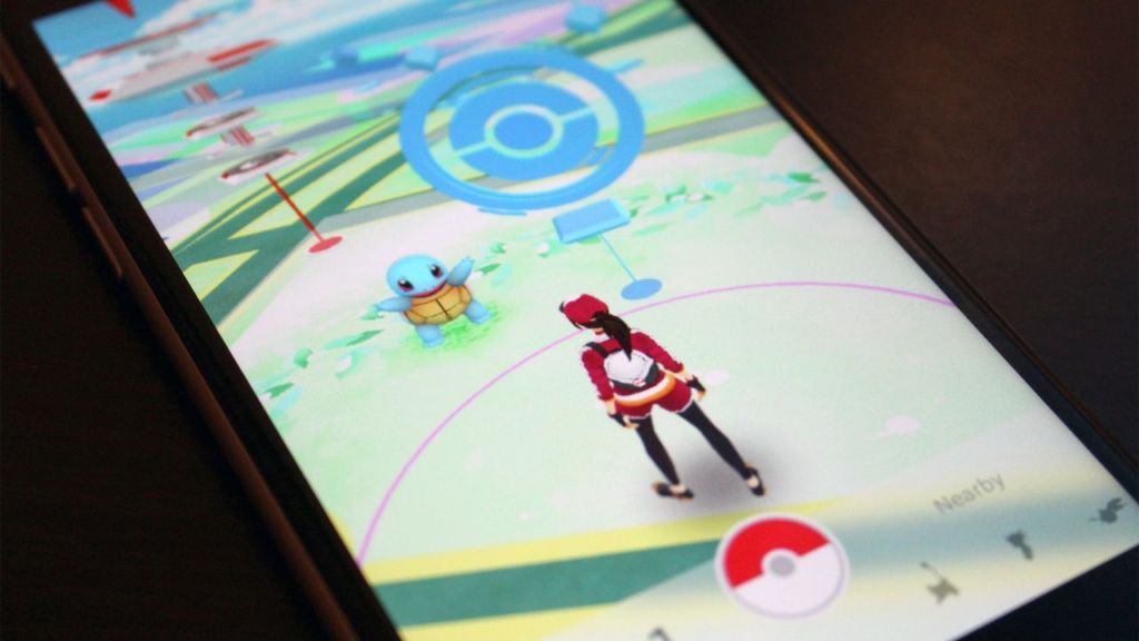Pokémon GO es bloqueado en Irán - pokemon-go-screen