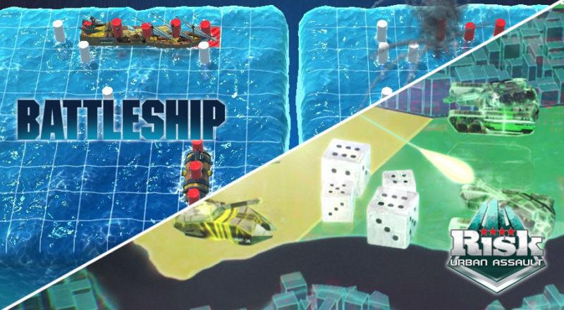Ya disponibles versiones para consola de RISK Urban Assault y Battleship - risk-urban-assault-y-battleship-800x440