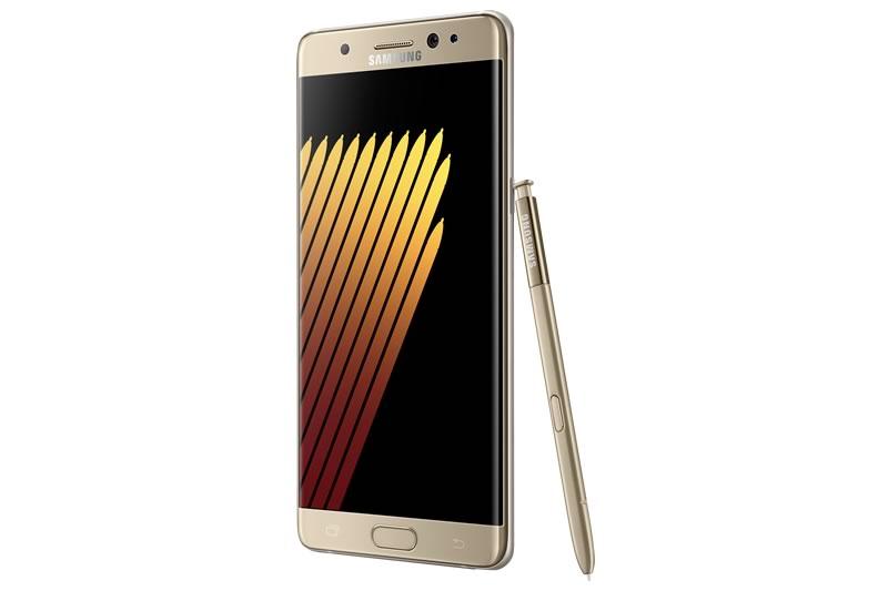 Samsung lanza el Galaxy Note 7 ¡Conoce los detalles! - samsung-galaxy-note-7-gold