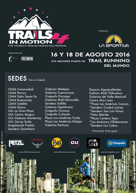 El cuarto Tour Mundial de Trails in Motion llega en exclusiva Cinépolis - tour-mundial-de-trails-in-motion-566x800