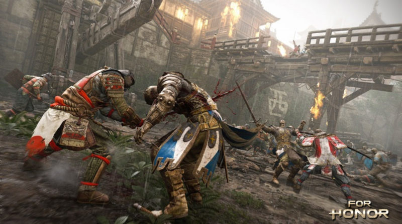 For Honor revela su alineación completa de héroes y modos multijugador - ubisoft-for-honor-1-800x447