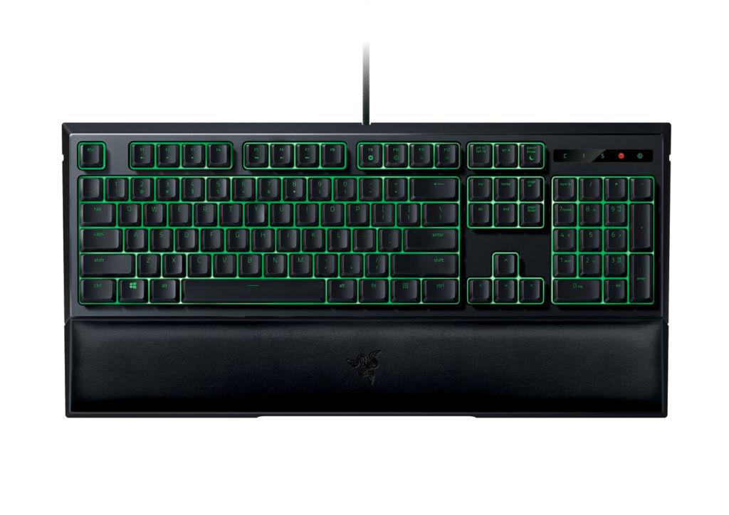 Razer anuncia Ornata, nueva linea de teclados de tecnología híbrida - brzr_ornata_v01_wristrest