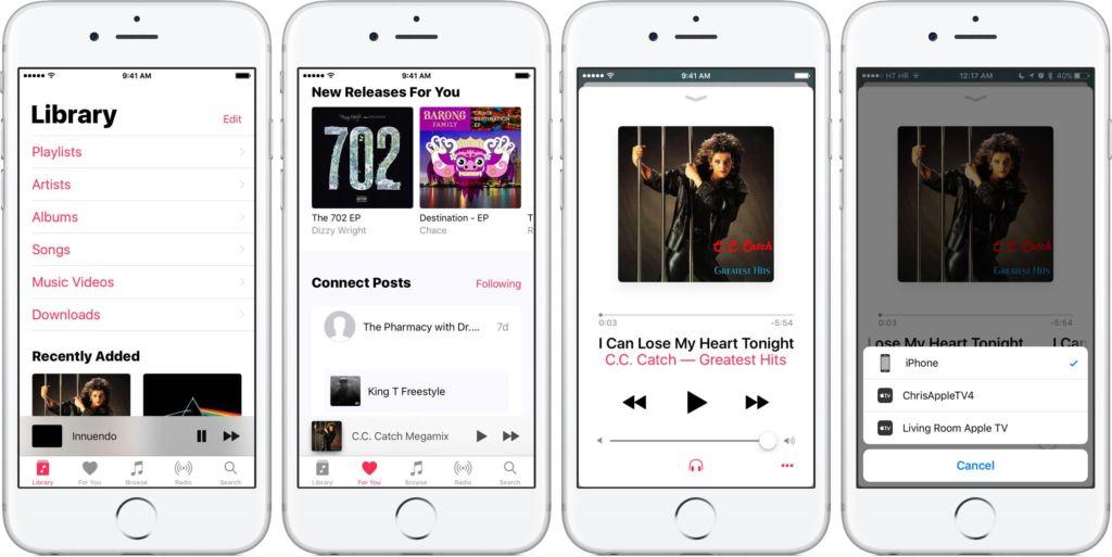 Parece que la gente tiene problemas en encontrar los botones de repetir y aleatorio en iOS 10 - ios-10-music