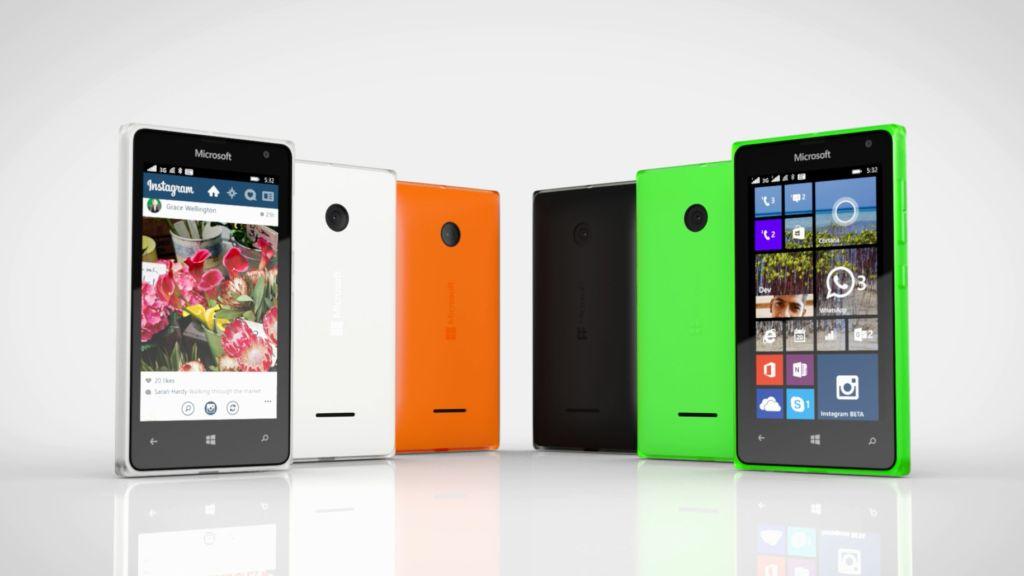 Microsoft finalizaría ventas de smartphones Lumia este fin de año - microsoft-lumia
