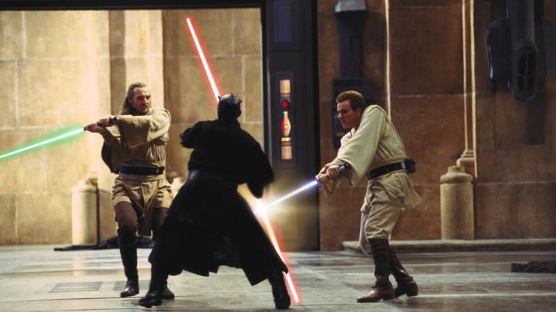 Todo lo que podrás ver de Star Wars en Netflix este 2 de octubre ¿Alguien dijo maratón? - star-wars-the-phantom-menace-netflix