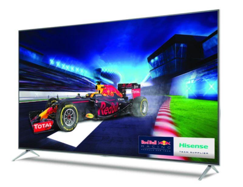 Hisense presenta su nueva serie H8 de Smart TV's - 75h8-redbull-1