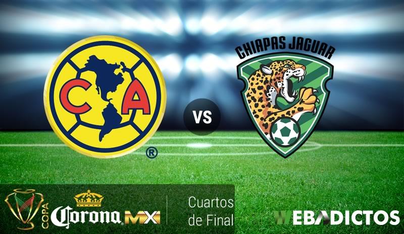 América vs Chiapas, Copa MX A2016   Resultado: 3-2 - america-vs-jaguares-de-chiapas-cuartos-de-copa-mx-apertura-2016