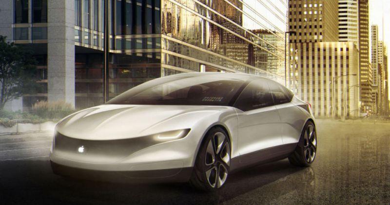 Se acaba el proyecto del Apple Car - apple-car