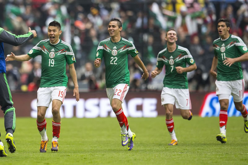 A qué hora juega México vs Nueva Zelanda el partido amistoso 2016 y qué canal lo pasa - horario-mexico-vs-nueva-zelanda-amistoso-2016