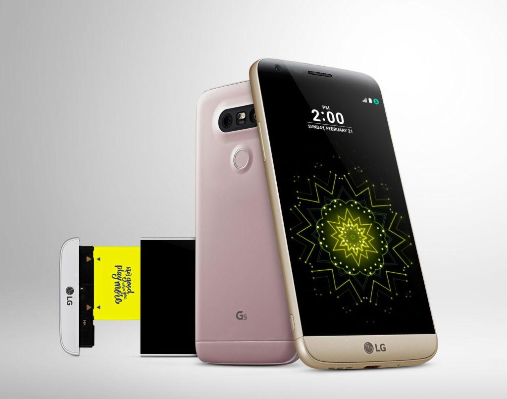 El LG G6 no tendrá diseño modular - lg-g5-lg-g6