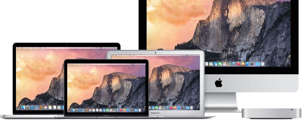 Apple presentaría las nuevas Mac el 27 de octubre - mac-family