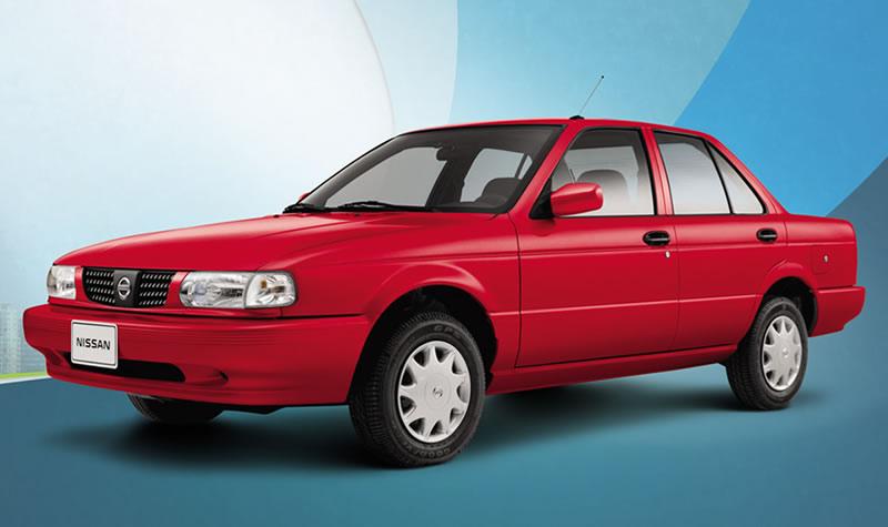 Nissan anuncia el fin del Tsuru en México y una versión conmemorativa para despedirlo - nissan-tsuru-mexico