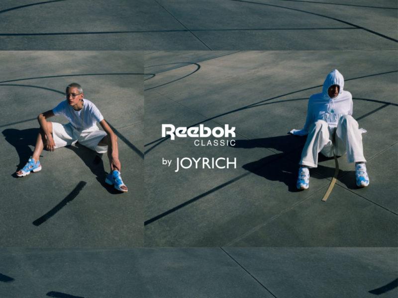 Reebok Instapump Fury x Joyrich: la nueva colección de Reebok Classic - ss16-reebok-by-joyrich-lookbook1-800x600