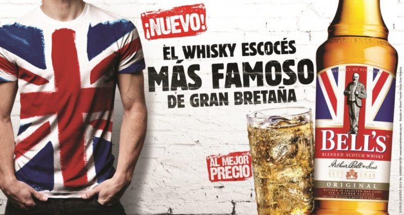 Lanzamiento en México del whisky escocés más famoso de Gran Bretaña: Bell´s - bells-800x427