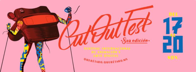 Arranca la celebración de CutOut Fest #OchoDisruptivosAños - cutout-fest-800x296