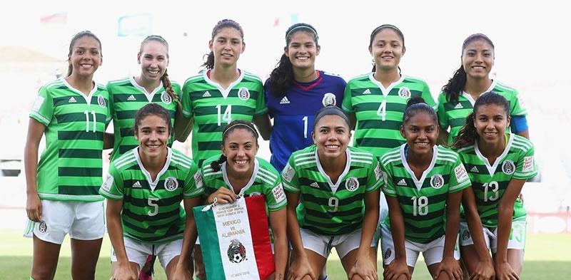 A qué hora juega México vs Estados Unidos Femenil Sub 20 y en qué canal verlo - horario-mexico-vs-estados-unidos-femenil-sub-20