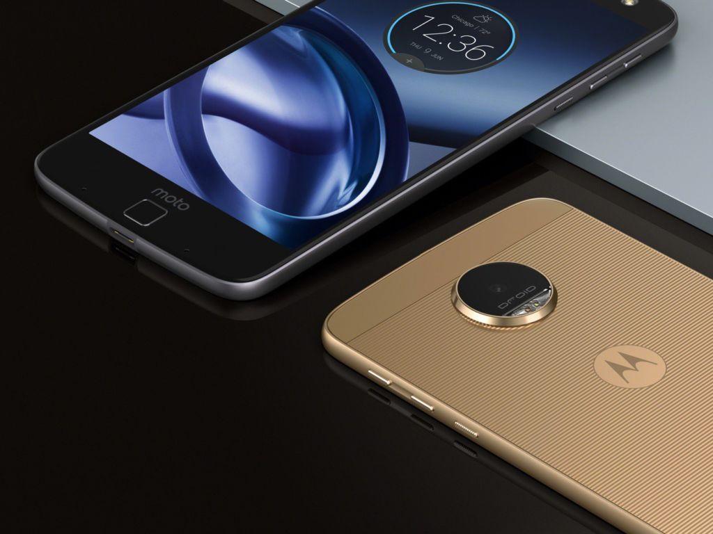 Próximos smartphones de Lenovo llevarán la marca Moto - lenovo-moto-z