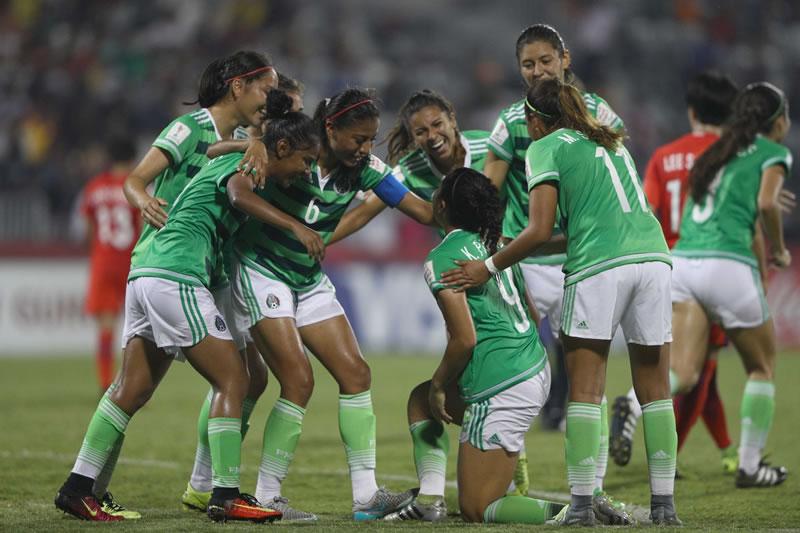 México cae 3-0 con Alemania