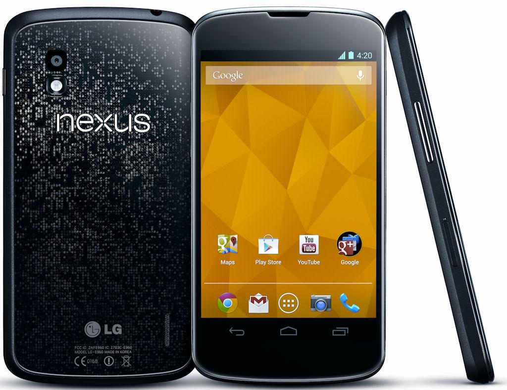 Nexus 4 recibe una probada de Android Nougat gracias a Cyanogenmod - nexus-4