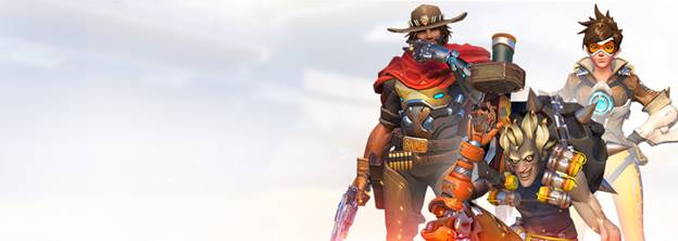 Overwatch llega con 40% de descuento durante Black Friday - overwatch