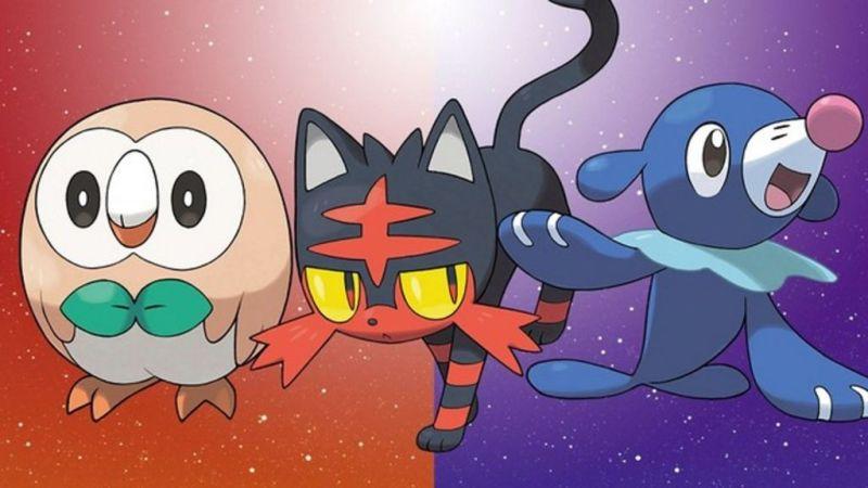 Pokémon Sun and Moon es un éxito en Japón y aumenta ventas de la 3DS - pokemon-moon-sun-iniciales