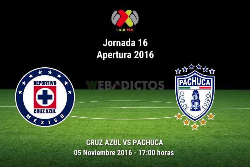 Cruz Azul vs Pachuca, Jornada 16 de la Liga MX   Resultado: 2-1 - queretaro-vs-pachuca-apertura-2016