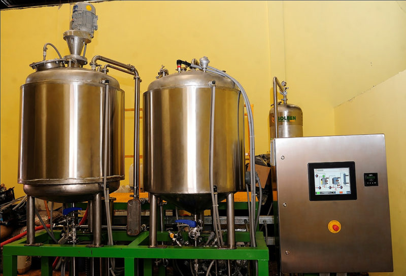 Emprendedor mexicano creó exitosas plantas productoras de biodiesel con presencia en Latinoamérica - solben_1-800x544
