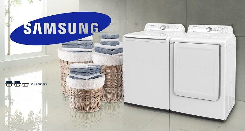 Otro golpe para Samsung, ahora debe retirar casi 3 millones de lavadoras del mercado - wa40j3000aw-a2-277825-0-800x427